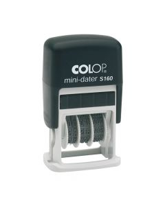 Colop Mini-Dater S 160 - 25x5 mm