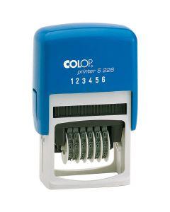 Colop Printer S 226 - Ziffernstempel
