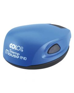 Colop Stamp Mouse R 40 - Ø 40 mm