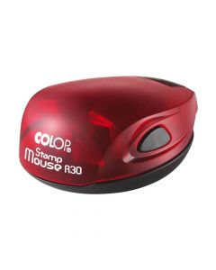 Colop Stamp Mouse R 30 - Ø 30 mm