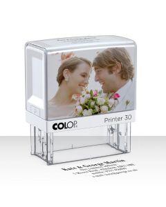 Colop Printer 30 - Hochzeitsstempel
