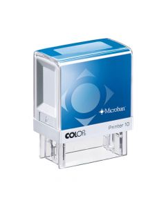 Colop Printer 10 Microban - 27x10 mm