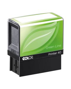 Colop Printer 40 Green Line - 59x23 mm