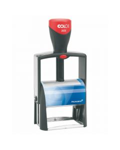 Colop Classic 2600 Microban - Arztstempel - 58x37 mm