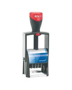 Colop Classic 2360 Microban Datumstempel - Arztstempel - 45x30 mm