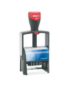Colop Classic 2660 Microban Datumstempel - 58x37 mm