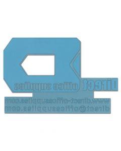 Wiegestempel Colop SWING 200/260 - Textplatte