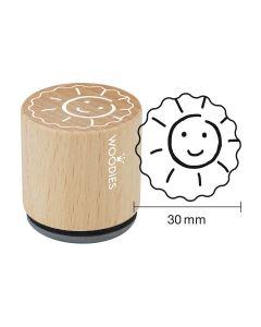 Woodies Motivstempel - Sonne