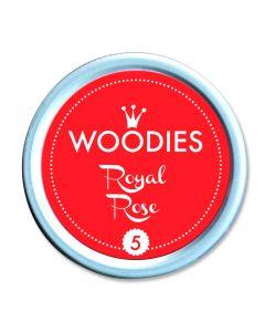 Woodies Farbkissen - Royal Rose