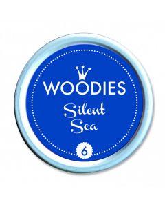 Woodies Farbkissen - Silent Sea