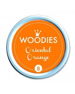 Woodies Farbkissen - Oriental Orange