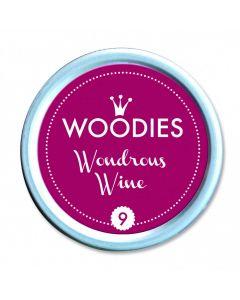 Woodies Farbkissen - Wondrous Wine