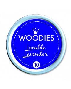 Woodies Farbkissen - Lovable Lavender