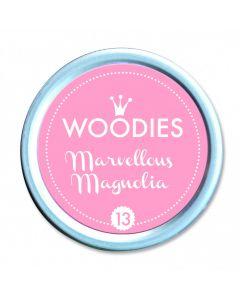 Woodies Farbkissen - Marvellous Magnolia