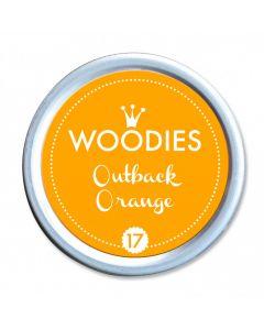 Woodies Farbkissen - Outback Orange