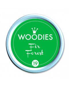 Woodies Farbkissen - Fir Forest