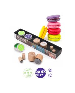 Woodies Rubber Stamp Kit - Thanks