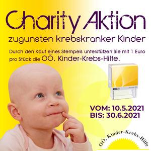 Kinderkrebshilfe Charity Aktion